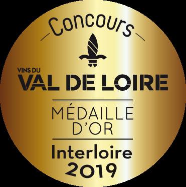 Médaille d'Or Interloire 2019
