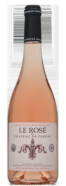 Bouteille Rosé de Parnay