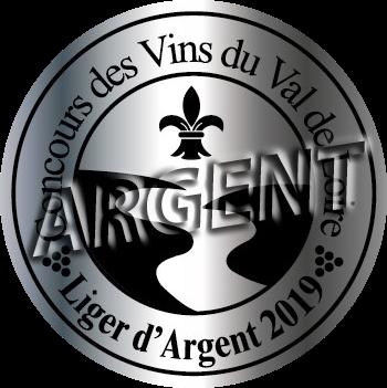 Concours des Vins du Val de Loire - Ligier d'Argent 2019
